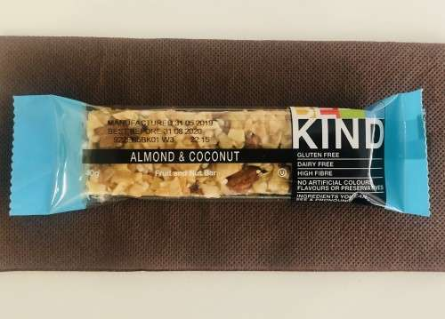 Be Kind ALMOND & COCONUT (Gluten Free) L'épicerie