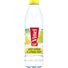 Vittel up Citron et Citron vert Citron (50cl) Desserts